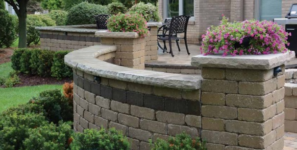 Fendt Retaining Walls Dale S Landscaping
